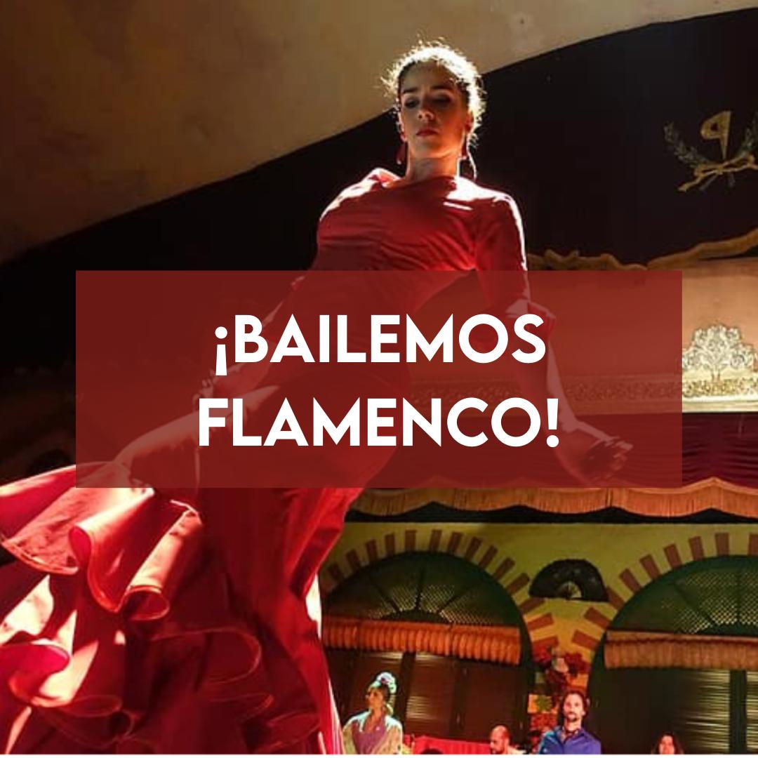 En este momento estás viendo ¡Bailemos Flamenco!