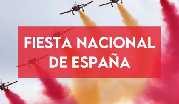 La Fiesta Nacional de España