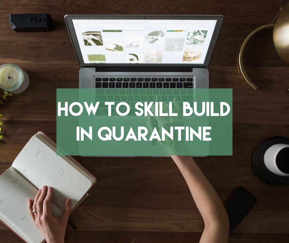 En este momento estás viendo How to skill build in Quarantine
