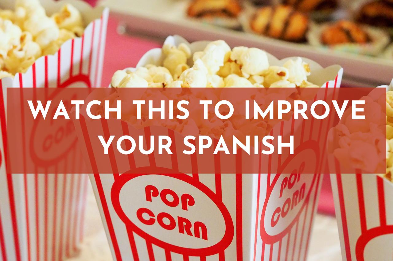 En este momento estás viendo Watch this to improve your Spanish