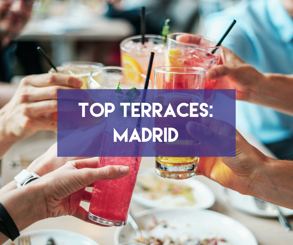 En este momento estás viendo Top Terraces: Madrid