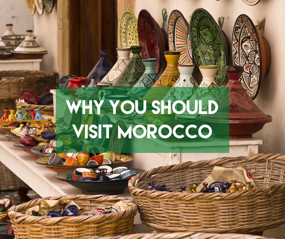 En este momento estás viendo Why you should visit Morocco
