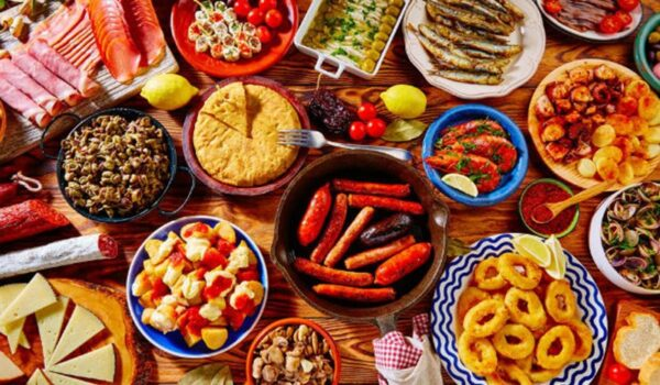 Where can you eat for a cheap price in Madrid?
